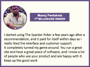 Online Poker Review For The Spartan Poker