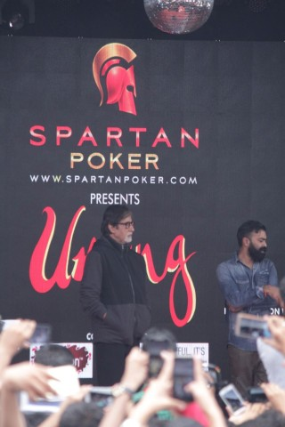 The Spartan Poker Event Umang Event