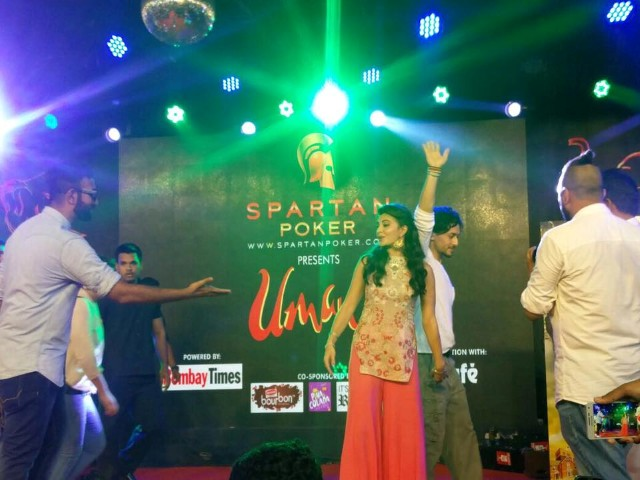 Jacqueline Fernandes at The Spartan Poker Events