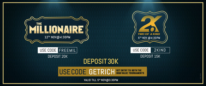 Deposit Codes At The Spartan Poker