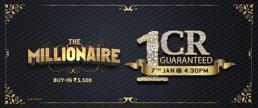 Poker tournaments january 2018