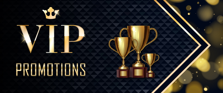 Online Poker VIP Promotions